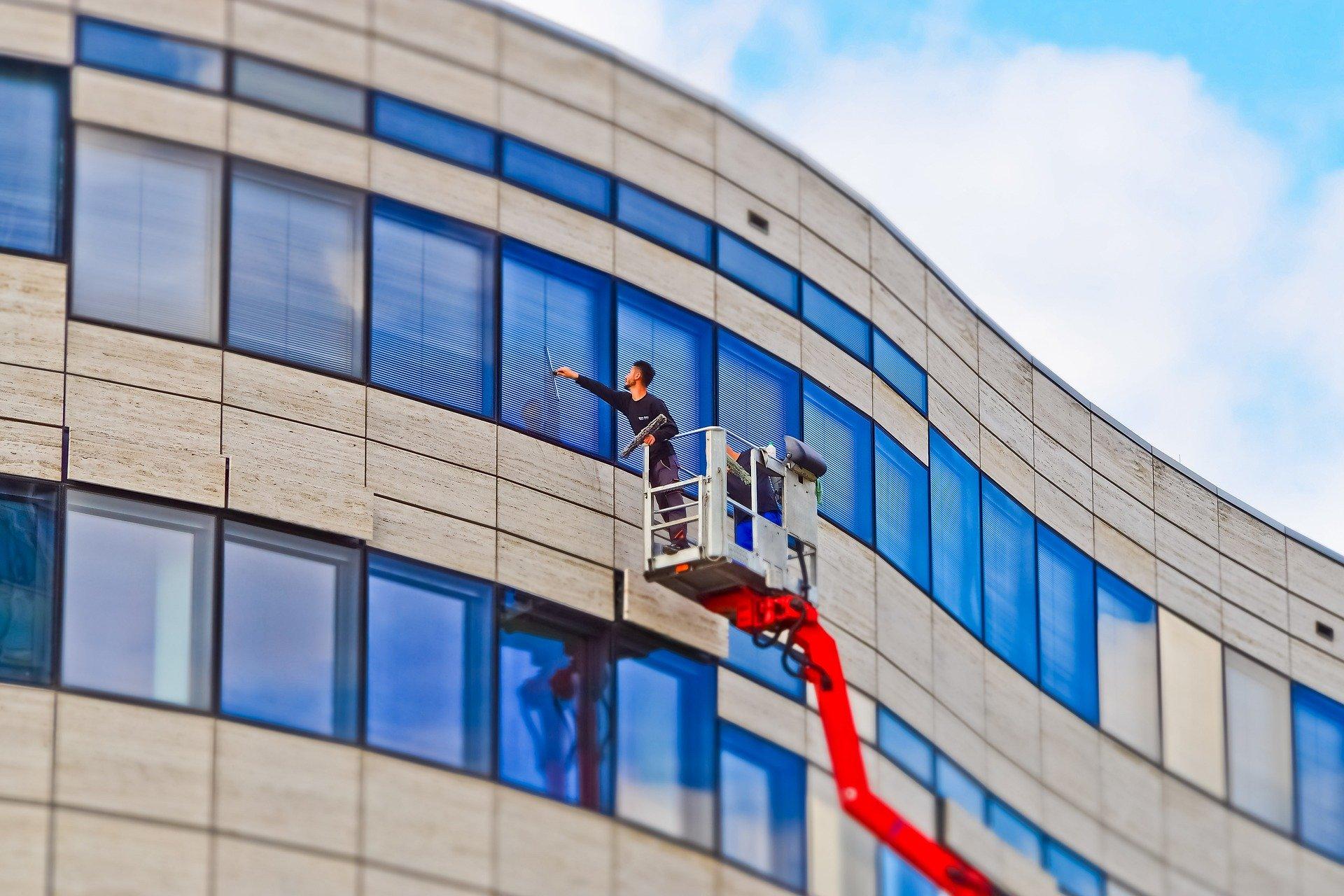 Fassadenreinigung in München